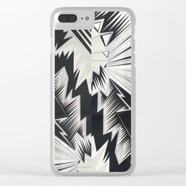 The Elements Clear iPhone Case