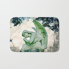 Angel's Thoughts Bath Mat