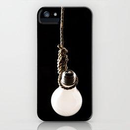 Bad Idea iPhone Case