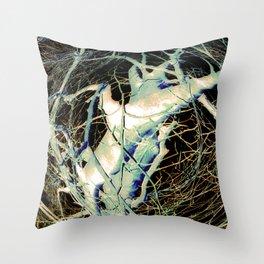 Rat Attack Throw Pillow