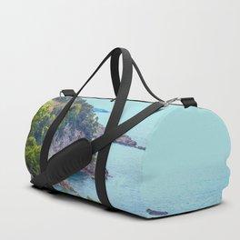 Rocky Coast #decor #society6 #buyart Duffle Bag