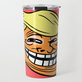 Trollin' Trump Travel Mug