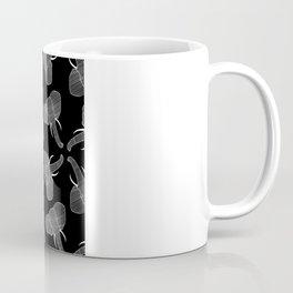 Elephant Lines Coffee Mug