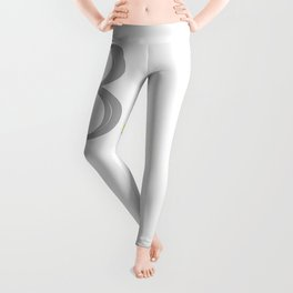 B Buttercup With Grey Yellow Leggings