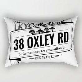 38  Oxley Road Rectangular Pillow
