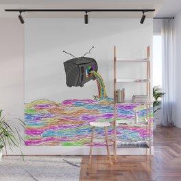 tv goo Wall Mural