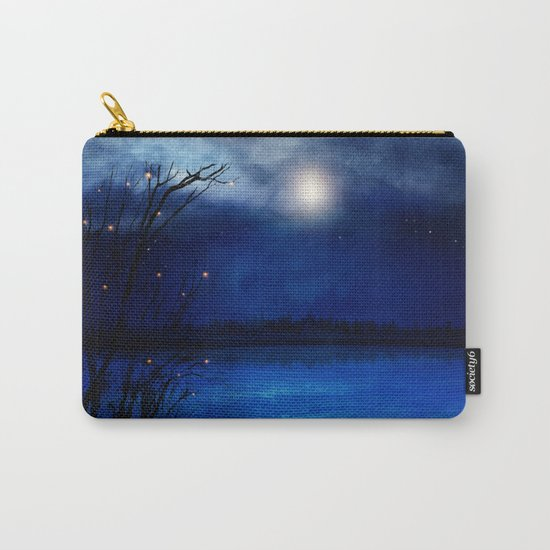 Wishing Stars Carry-All Pouch
