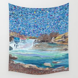In the Cove Wall Tapestry