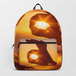 Everything's OK in the Summer Backpack