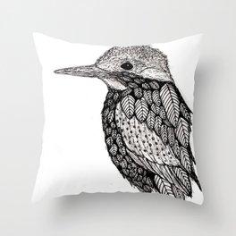 Another Birdie Throw Pillow