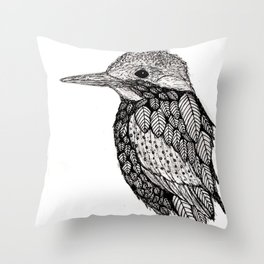 Another Birdie Throw Pillow
