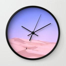 Lay Into Me Wall Clock
