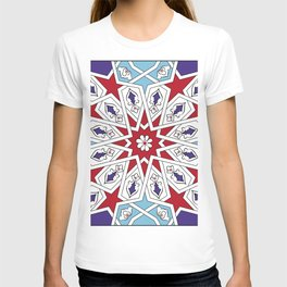 Tile Art T-shirt