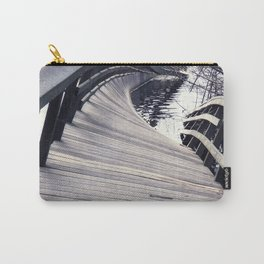 A twist Carry-All Pouch