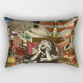 Horror Rectangular Pillow