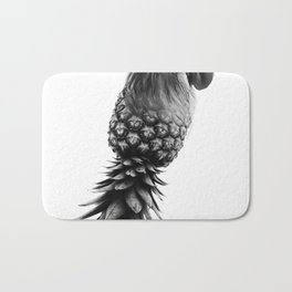 Pineapple Chicken Bath Mat