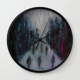 The Forgotten Wall Clock