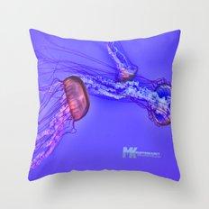 The Jellies Throw Pillow