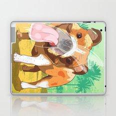 Doggy Laptop & iPad Skin