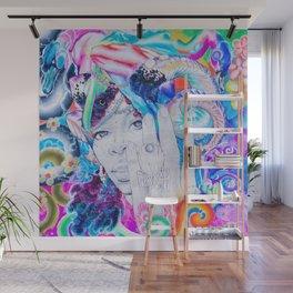 Sour Honey Wall Mural