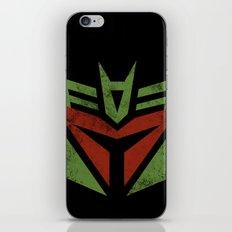 Bobacon iPhone & iPod Skin