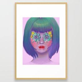 anthousai Framed Art Print