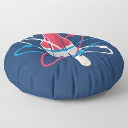 Pop Science Floor Pillow