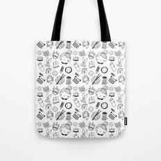 Handmade with love! Tote Bag