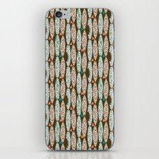 Fins & Boards iPhone & iPod Skin