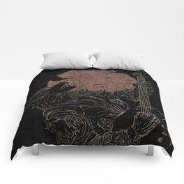 The Rock Werewolf Comforters