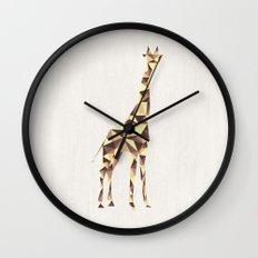 Giraffe #2 Wall Clock