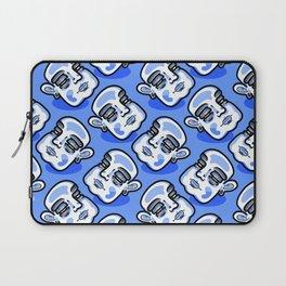 Bby Face -blue Laptop Sleeve
