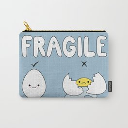 Fragile! Carry-All Pouch