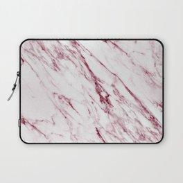 Pinot Noir Wine Marble Pattern Laptop Sleeve