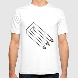 Illusion of Work T-shirt