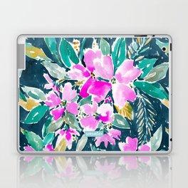 SUP DAWG Dogwood Floral Laptop & iPad Skin