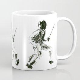 Fencers Coffee Mug