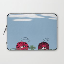 A Clover For My Lover Laptop Sleeve
