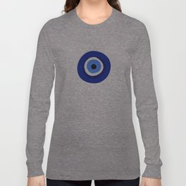 evil eye symbol Long Sleeve T-shirt