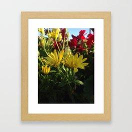 Flowers Pt.1 Framed Art Print