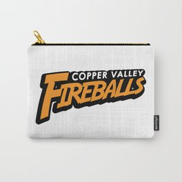 Copper Valley Fireballs Carry-All Pouch