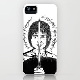 Sting & the Ring iPhone Case