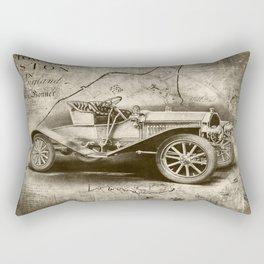 1907 Buick Rectangular Pillow