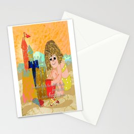 Beach Memoirs Stationery Cards