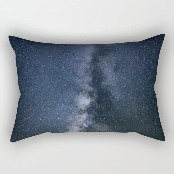 Galaxy Explore Rectangular Pillow