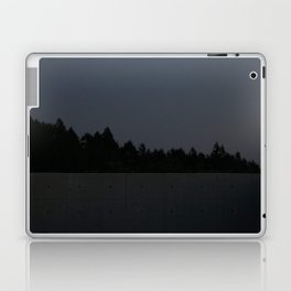 Concrete Forest Laptop & iPad Skin