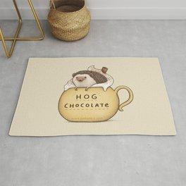 Hog Chocolate Rug