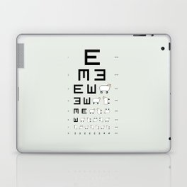The EWE Chart Laptop & iPad Skin