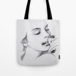 Do Not Disturb - The Moments of Calm #2 Tote Bag