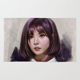 Portait of Eunha Rug